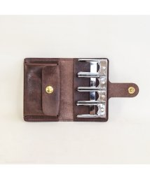 JAPAN FACTORY/国産馬ヌメ革 コインキャッチャー ブエブロレザー メイドインジャパン/502404425