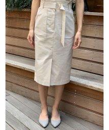 TONAL/ 【セットアップ対応商品】ハイストレッチアウトポケットタイトスカート/502404474