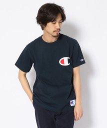 RAWLIFE/Champion/チャンピオン/BIG『C』LOGO T-SHIRTS -ACTION STYLE-/ビッグCロゴTシャツ/502411920