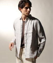 JOURNAL STANDARD relume Men's/Linen Panama シャツ/502413584
