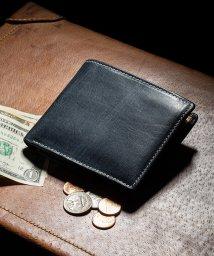 MURA/MURA 財布 メンズ 二つ折り スリム スキミング防止 イタリアンレザー ブライドルレザー/502413594