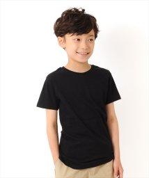 GLAZOS/バックロゴ半袖Tシャツ/502414330