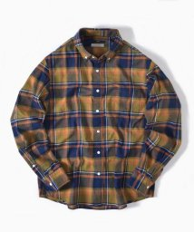 SHIPS MEN/SC: ペルヴィアン ピマ オックスフォード ボタンダウンシャツ (チェック)/502417823