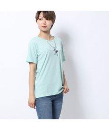 IGNIO/イグニオ IGNIO  レディース 半袖Tシャツ グラフィックTシャツ(半袖) LフェイクアソートCNTSS/502418386
