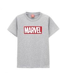 MAC HOUSE(kid's)/LOVE-T MARVEL フロッキーTシャツ 326112006/501965567