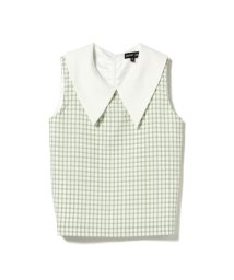 BEAMS OUTLET/sister jane / Greenhouse Sleeveless Top/502338406