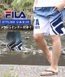 MARUKAWA/【FILA】フィラ ビッグロゴサーフトランクス/502354983