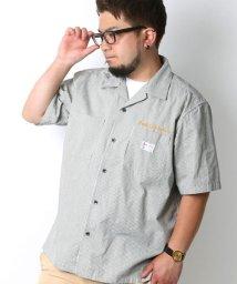 MARUKAWA/【SMITH'S AMERICAN】 ヒッコリー オープンカラーシャツ/502387586