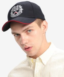 TOMMY HILFIGER MENS/ワッペンキャップ/502399429