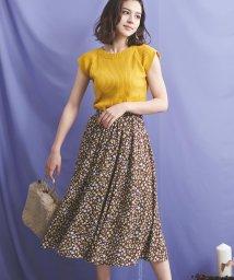 Noela/【Ray10月号掲載】オリジナルヴィンテージフローラル柄スカート/502417388