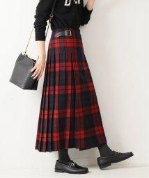 Spick & Span/≪予約≫【O'NEIL OF DUBLIN】 ラッププリーツロングスカート◆/502421032