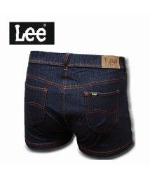 COMPLETE/Lee デニムボクサーパンツ デニム 090:ブラック/502421038