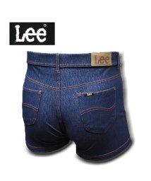 COMPLETE/Lee デニムボクサーパンツ デニム 290:ネイビー/502421039