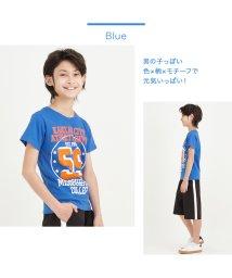 MAC HOUSE(kid's)/RUSH HOUR ラッシュアワー ボーイズ プリントTシャツ MH/RHBOY03/502421104