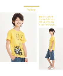 MAC HOUSE(kid's)/RUSH HOUR ラッシュアワー ボーイズ プリントTシャツ MH/RHBOY03/502421104