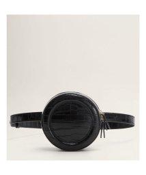 MANGO/ウエストバッグ-- ALIGAT (ブラック)/502421260