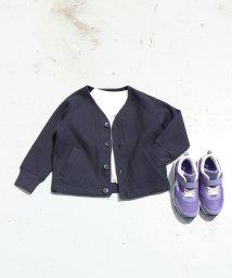 coen/【coen キッズ / ジュニア】ワッフルカーディガン/502422379