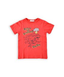 SLAP SLIP/天竺キョウリュウプリントTシャツ/502327001