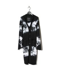 BLACK HONEY CHILI COOKIE/KIMONO Cardigan ムラ染/502349573