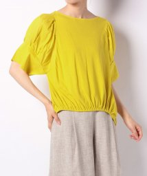 en recre/【Special Price】タックコットンカットソー/502392472