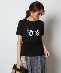 SCOTCLUB/GRANDTABLE(グランターブル) スパンコールドッグTシャツ/502393796