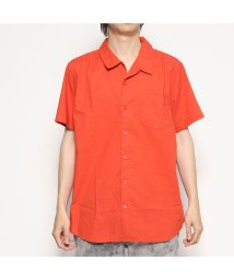 GUESS/ゲス GUESS EMBROIDERED SHORT-SLEEVE SHIRT (MINERAL RED MULTI)/502396133