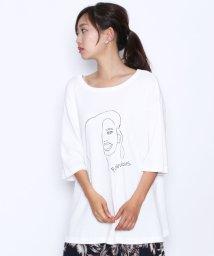 """LASUD/[RADIATE ラディエイト] """"Fabulous""""ガール Tシャツ/502405151"""