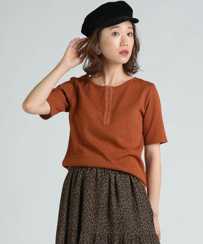 【Willful by lipstar】ラッセル2WAYカットソー