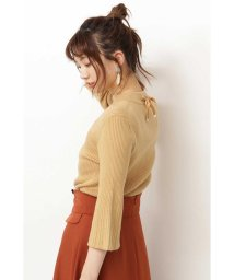 PROPORTION BODY DRESSING/◆GOLEバックリボンフレアースリーブ/502423141