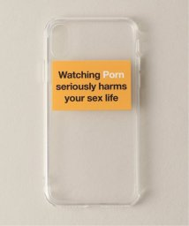 JOURNAL STANDARD/URBAN SOPHSTICATION FUCK PORN IPHONE CASE/502423316