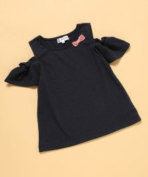 ROPE' PICNIC KIDS/【ROPE' PICNIC KIDS】オフショルダーTシャツ/502423474