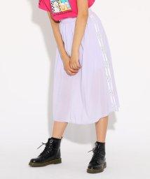PINK-latte/★ニコラ掲載★ギャザーラインロング スカート/502424768