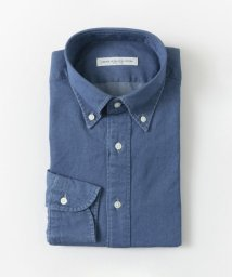 URBAN RESEARCH DOORS/LIFE STYLE TAILOR INDIGO BUTTONDOWN SHIRTS/502424882