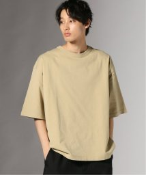 J.S Homestead/WIDE SILHOUETTE elbow-lengthTシャツ/502425074