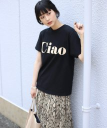 Bou Jeloud/AccountCiaoロゴTシャツ/502400567