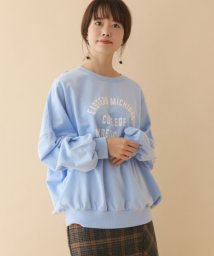 URBAN RESEARCH OUTLET/【ITEMS】カレッジプリントウラゲプルオーバー/502403891