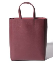 CELINE/【CELINE】ハンドバッグ/SMALL CABAS【LIGHT BURGUNDY】/502404405