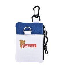 RUNNER/Rilakkuma リラックマ パスケース カードケース パスポーチ ICカードケース/502423497