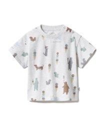 gelato pique Kids&Baby/【BABY】アイスクリームアニマル baby Tシャツ/502426579
