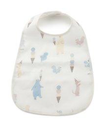 gelato pique Kids&Baby/【BABY】アイスクリームアニマル baby お食事スタイ/502426584