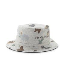 gelato pique Kids&Baby/【BABY】アイスクリームアニマル baby ハット/502426587