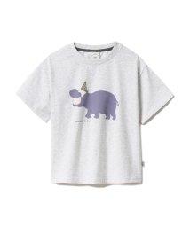 gelato pique Kids&Baby/【KIDS】アイスクリームアニマルワンポイント kids Tシャツ/502426592