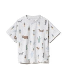 gelato pique Kids&Baby/【KIDS】アイスクリームアニマル kids Tシャツ/502426593