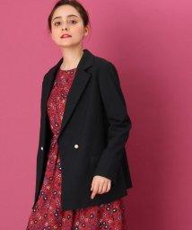 Couture Brooch/【WEB限定プライス/WEB限定サイズ(S・LL)あり/セットアップ】マニッシュダブルジャケット/502426602
