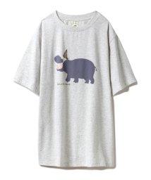 gelato pique/アイスクリームアニマルワンポイントTシャツ/502427935