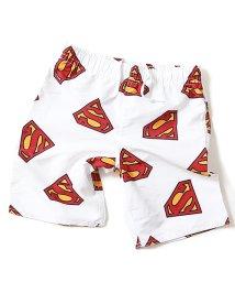 devirock/SUPERMAN ロゴプリント サーフパンツ 水着/502428160