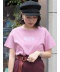 MERCURYDUO/【FILA MERCURYDUO別注】BOXロゴTシャツ/502251678