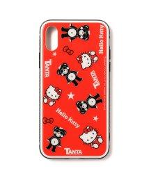RoyalFlash/TANTA/タンタ/CHAPPYHELLO KITTY IN iPhone CASE X/XS/502429025