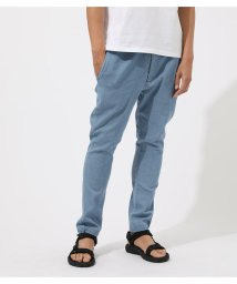 AZUL by moussy/AIR BLOW DENIM ANKLE TAPERED/502429273