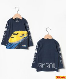 kladskap/プラレールコラボ 新幹線プリントTシャツ/502423653